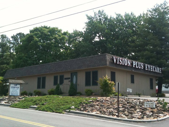 76a51f8a522 Vision Plus Eye Care has been a leading provider of optometry services and  vision care products in the Rainsville community since 1974